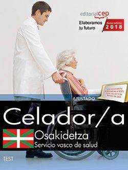 Celador/a. Servicio vasco de salud-Osakidetza. Test