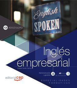 Inglés empresarial (ADGD162PO). Especialidades formativas