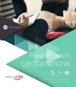Reanimación cardiopulmonar (SANT090PO). Especialidades formativas