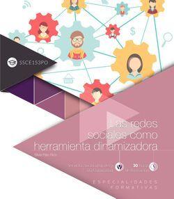 Las redes sociales como herramienta dinamizadora (SSCE153PO). Especialidades formativas