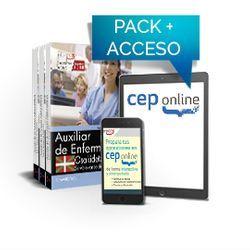 Pack de libros y Acceso Gratuito. Auxiliar Enfermería. Servicio vasco de salud-Osakidetza.
