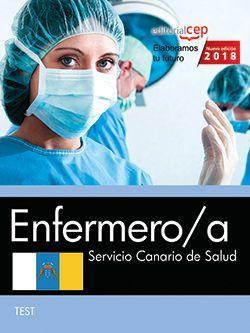 Enfermero/a. Servicio Canario de Salud. Test