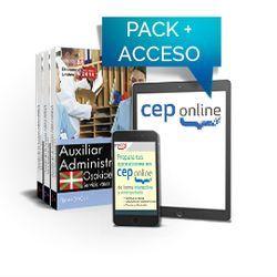 Pack de libros y Acceso Gratuito. Auxiliar Administrativo. Servicio vasco de salud-Osakidetza.