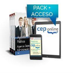 Pack de libros y Acceso Gratuito. Agentes de Hacienda Pública. Agencia Estatal de Administración Tributaria.
