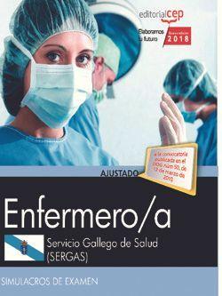 Enfermero/a del Servicio Gallego de Salud (SERGAS). Simulacros de Examen