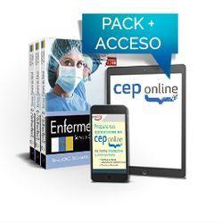 Pack de libros y Acceso Gratuito. Enfermero/a. Servicio Canario de Salud.