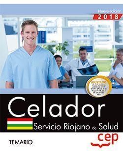 Celador. Servicio Riojano de Salud (SERIS). Temario