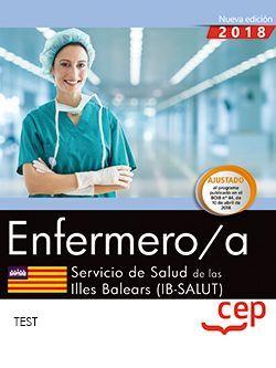 Enfermero/a. Servicio de Salud de las Illes Balears (IB-SALUT). Test