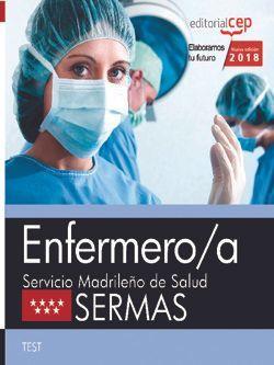 Enfermero/a. Servicio Madrileño de Salud (SERMAS). Test