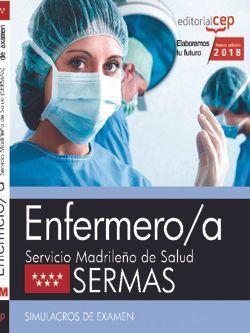 Enfermero/a. Servicio Madrileño de Salud (SERMAS). Simulacros