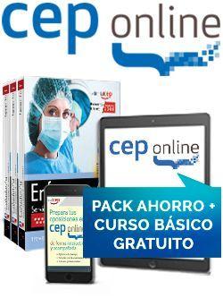 Pack Ahorro Básico. Enfermero. Servicio Madrileño de Salud (SERMAS).  Incluye Temarios I, II, III, IV, Test, Simulacros de Examen y Curso Básico on Line.