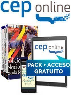 Pack de libros y Acceso gratuito. Policía Nacional Escala Básica