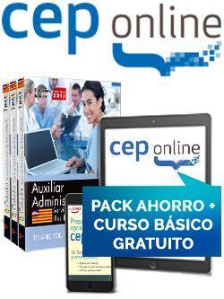 Pack Ahorro + Curso Básico Gratuito. Auxiliar administrativo. Servicio de Salud de las Illes Balears (IB-SALUT).