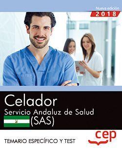 Celador. Servicio Andaluz de Salud (SAS). Temario y test específico
