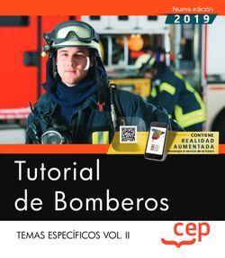 Tutorial de Bomberos. Temas específicos Vol. II.