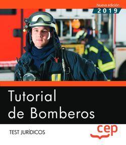 Tutorial de Bomberos. Test jurídicos y específicos