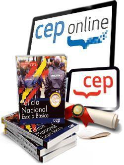 Pack de libros + Curso. Policía Nacional Escala Básica