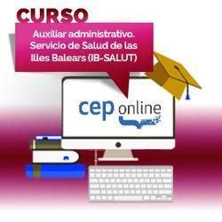 Curso. Auxiliar administrativo. Servicio de Salud de las Illes Balears (IB-SALUT).