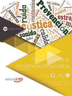 Prevención de la contaminación acústica (SEAD235PO). Especialidades formativas