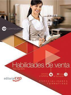 Habilidades de venta (COMT053PO). Especialidades formativas