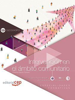 Intervención en el ámbito comunitario (SSCG043PO). Especialidades formativas