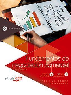 Fundamentos de negociación comercial (COMT069PO). Especialidades formativas