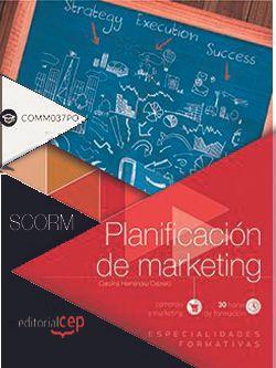 Scorm. Planificación de marketing (COMM037PO)