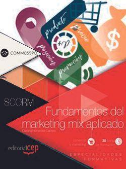 Scorm. Fundamentos del marketing mix aplicado (COMM055PO)
