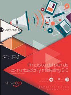 Scorm. Principios del plan de comunicación y marketing 2.0 (COMM070PO)