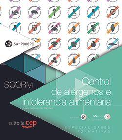 Scorm. Control de alérgenos e intolerancia alimentaria (SANP008PO)