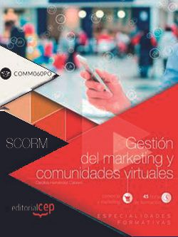 Gestión del marketing y comunidades virtuales (COMM060PO)
