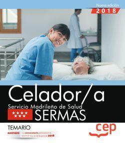 Celador/a. Servicio Madrileño de Salud (SERMAS). Temario