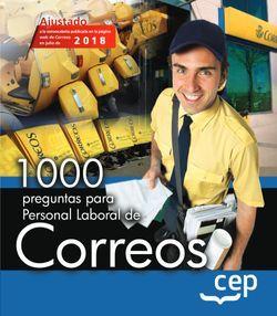 1000 preguntas para Personal Laboral de Correos