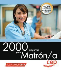 2000 preguntas para Matrón/a
