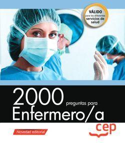 2000 preguntas para Enfermero/a
