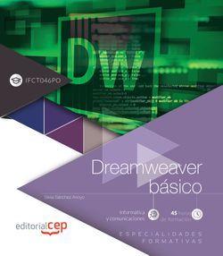 Dreamweaver básico (IFCT046PO). Especialidades formativas