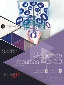 Gestión de recursos web 2.0 (IFCM006PO)