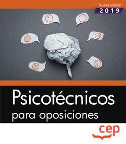 Manual de psicotécnicos para oposiciones