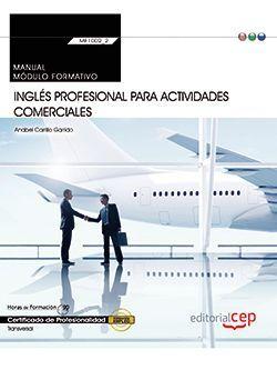 Manual. Inglés profesional para Actividades comerciales (MF1002_2: Transversal). Certificados de profesionalidad