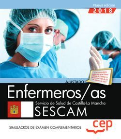 Enfermeros/as. Servicio de Salud de Castilla-La Mancha (SESCAM). Simulacros de examen complementarios