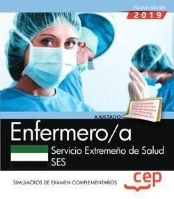 Enfermero/a. Servicio Extremeño de Salud. SES. Simulacros de examen complementarios
