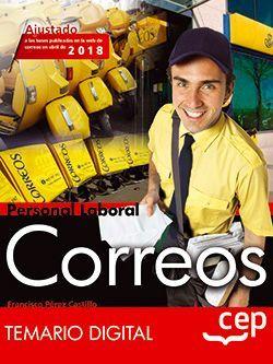 TEMARIO DIGITAL DE CORREOS
