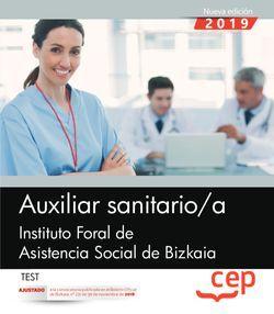 Auxiliar sanitario/a. Instituto Foral de Asistencia Social de Bizkaia. Test