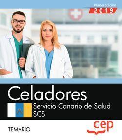 Celadores. Servicio Canario de Salud. SCS. Temario