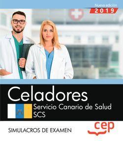 Celadores. Servicio Canario de Salud. SCS. Simulacros de examen