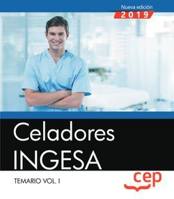 Celadores. INGESA. Temario Vol.I
