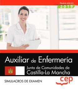 Auxiliar de Enfermería. Junta de Comunidades de Castilla-La Mancha. Simulacros de examen
