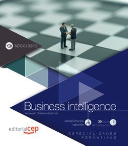 Business intelligence (ADGG102PO). Especialidades formativas