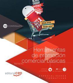 Herramientas de promoción comercial básicas (COMM066PO). Especialidades formativas