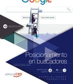 Posicionamiento en buscadores (ADGD211PO). Especialidades formativas